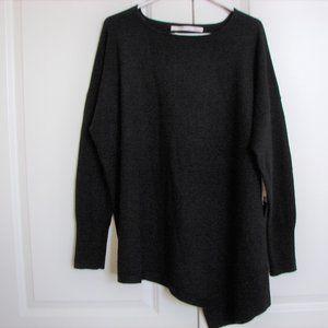 Max Studio Woman Black Merino Wool Sweater 2X NWT